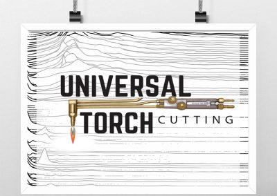 UNIVERSAL TORCH CUTTING